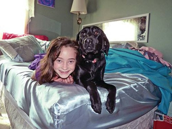 Autistic Girl's Life Transformed by Service Dog