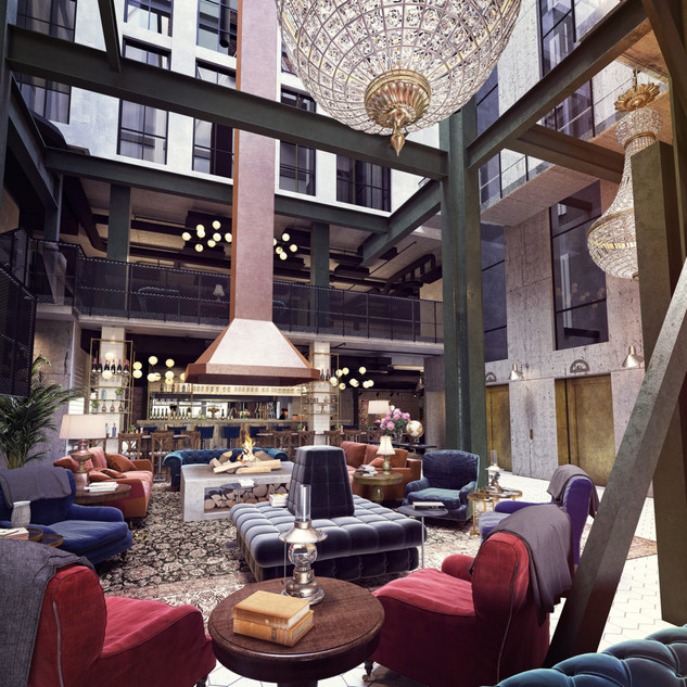Project: Hotel Lobby