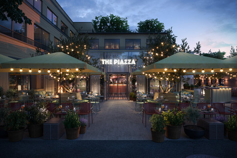 Project: The Piazza 2019
