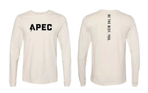 APEC Team Long Sleeve - Off White
