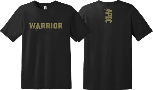 Warrior Tee - Black