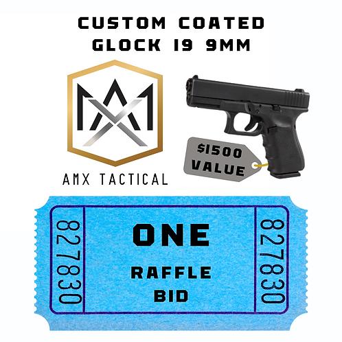 AMX Tactical Handgun - 1 bid