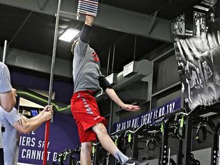 "The athlete ""Testing"" dilemma"