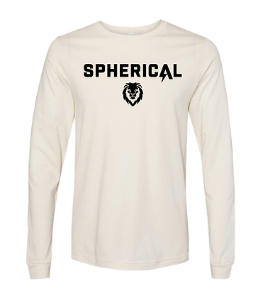Spherical Long Sleeve - Off-White