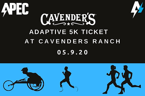 Adaptive 5k Ticket