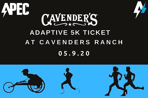 Adaptive 5k Ticket