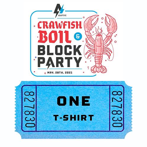 Fundraiser Event T Shirt