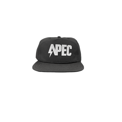 APEC Snap Back - Black and Silver