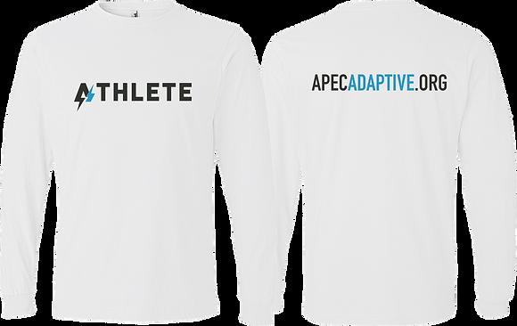 Adaptive Athlete Long Sleeve - White