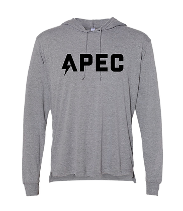 APEC Team Hoodie Shirt - Tri Blend Grey.png