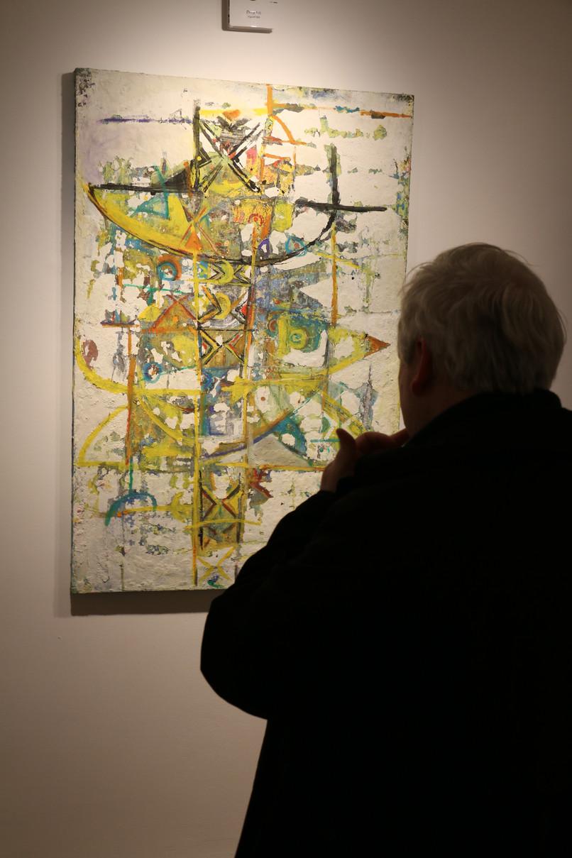 A Moment with Artist Daniel Soresa