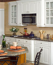 Image of CNC Cabinetry in kitchen
