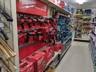 Graber Building Supply - Hardware