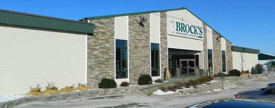 Brock's Building Materials & Floor Coverings