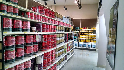 Bernard Building Center - Paint and Stain