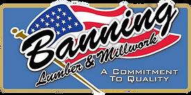 Banning Lumber & Millwork logo