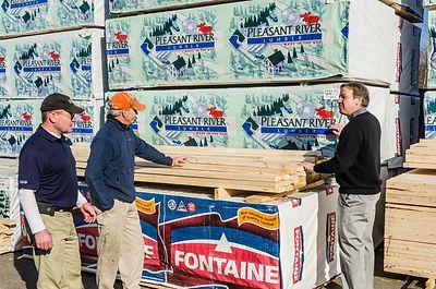 Concord Lumber Corporation - Testimonials
