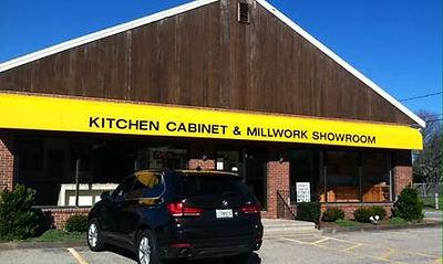 Falmouth Lumber Kitchen Cabinet & Millwork Showroom