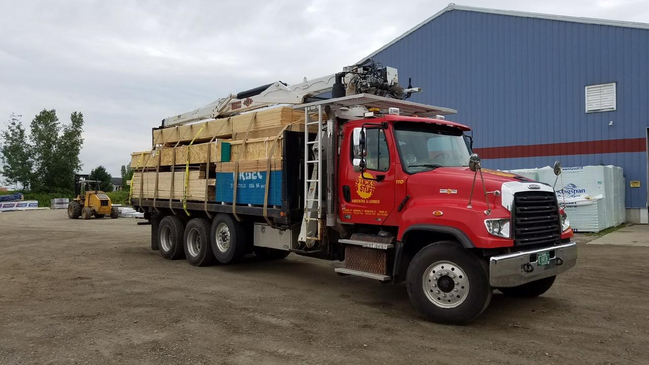 Derby - Boom Truck