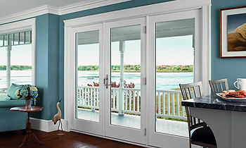 Wyoming Millwork Patio Doors