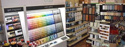 Color match paint computer