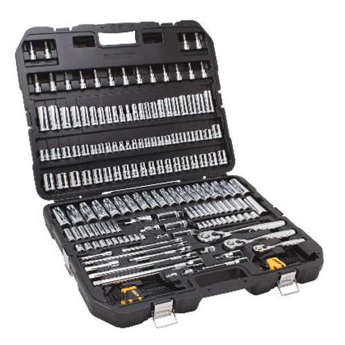 DEWALT  DWMT75049 Mechanics Tool Set, 192-Piece