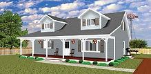 Bernard Building Center - 28x40 Cape Cod