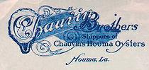 Original Chauvin Brothers logo