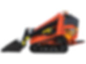 Ditchwitch Mini Skidsteer