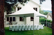 20'x20' Tent Canopy