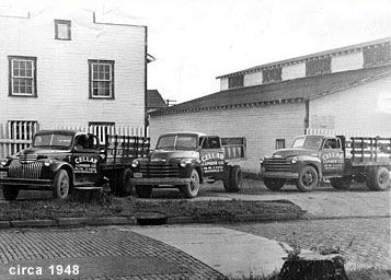 Cellar Lumber Company - About Us