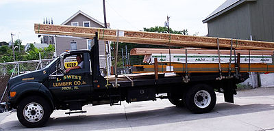 L. Sweet Lumber - Services