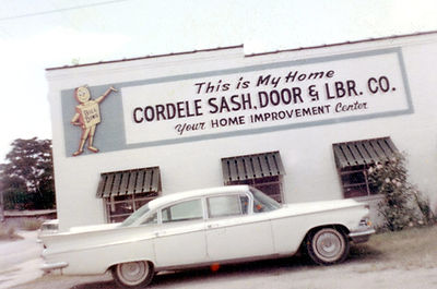 Griffin Hardware & Lumber original store