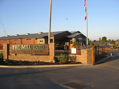The Mill Yard storefront