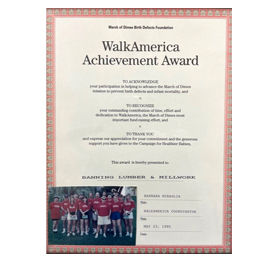 March of Dimes - WalkAmerica