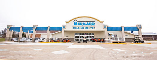 Bernard Building Center, Hillman Store
