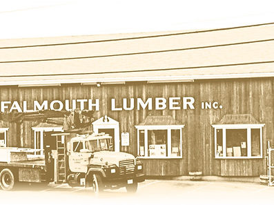Falmouth Lumber About Us