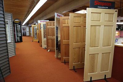 Bernard Building Center - Doors