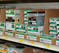 Lumber & Hardware, Hardware