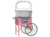 Cotton Candy Machine w/Cart