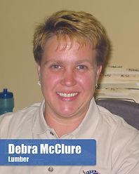 Debra McClure - Lumber Manager