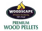 Woodscape premium wood pellets
