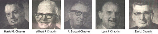 3rd generation Chauvin Brothers