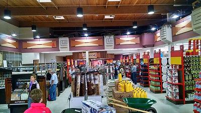 Image of Bernard Building Center store interior