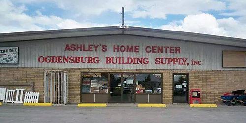 Ashley's Home Center storefront