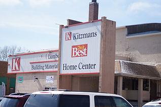 Kitzmans Home Center, Lumber & Building Materials - Contact Us