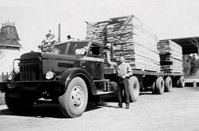 Sunnyvale Lumber R.B. (Bill) Gilmore