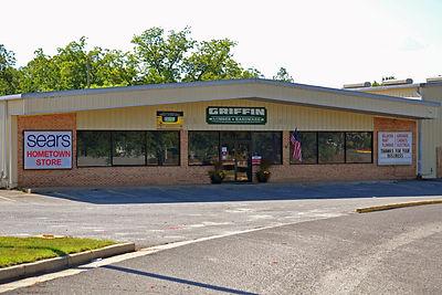 Griffin Lumber & Hardware, Cordele Store