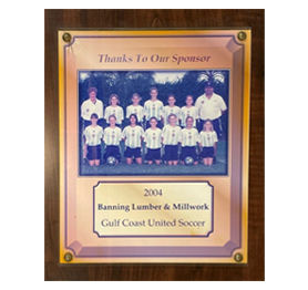 Gulf Coast United Soccer sponsor