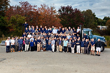 The employee-owners of Concord Lumber Corporation